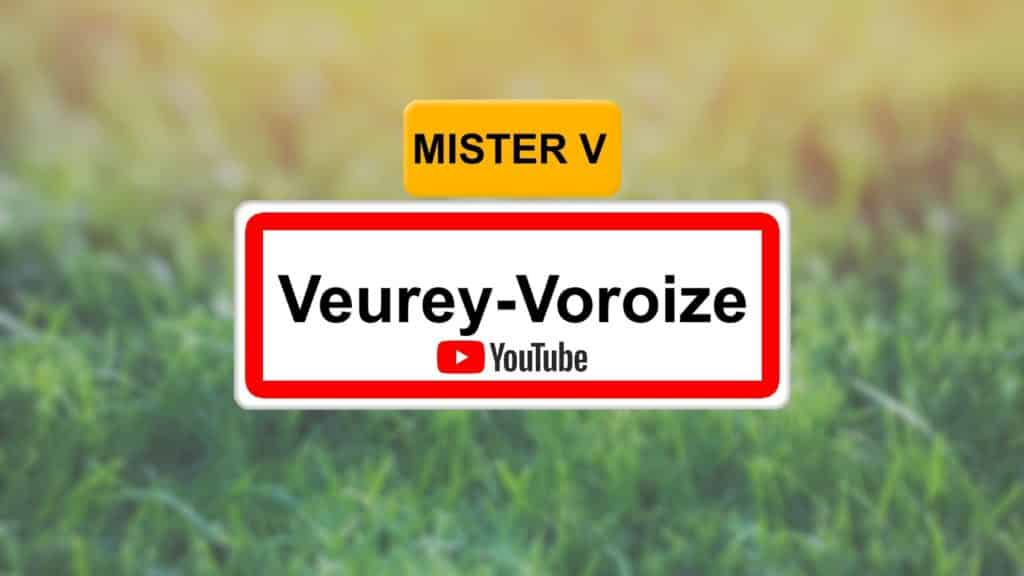 Mister V YouTuber français