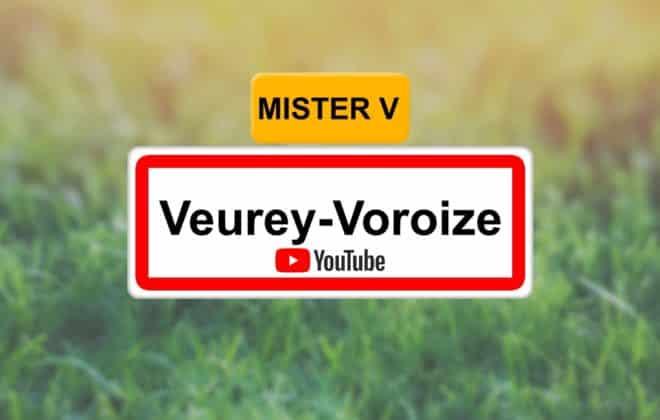 Mister V French YouTuber