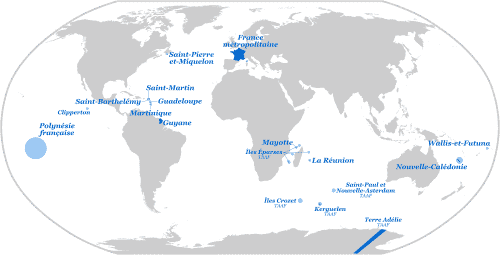 Names for France