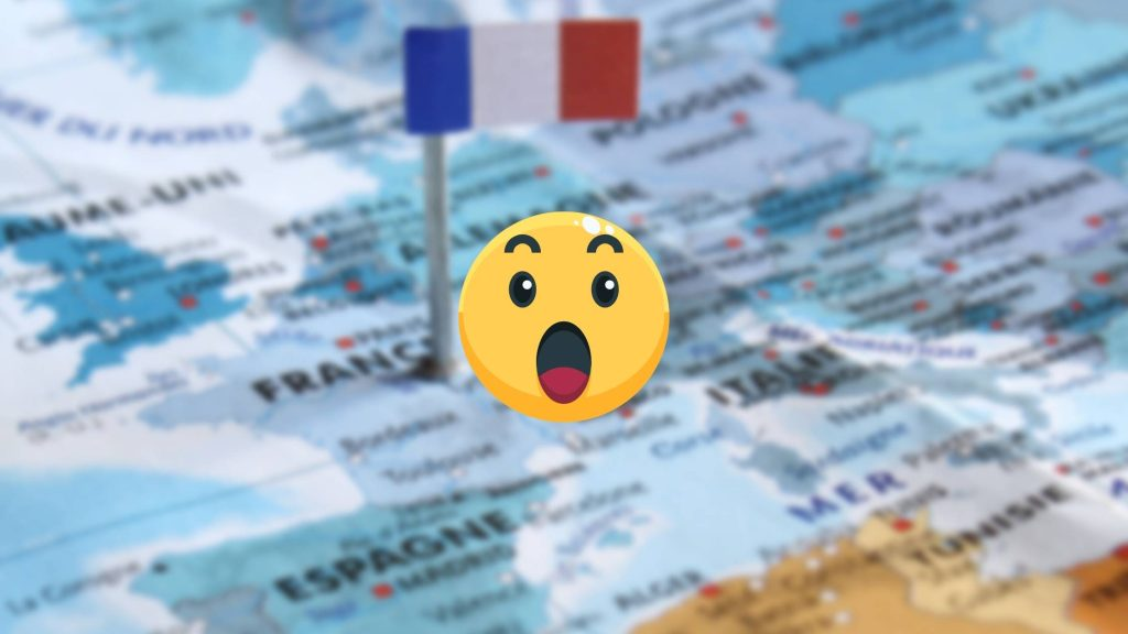 Fun facts about France