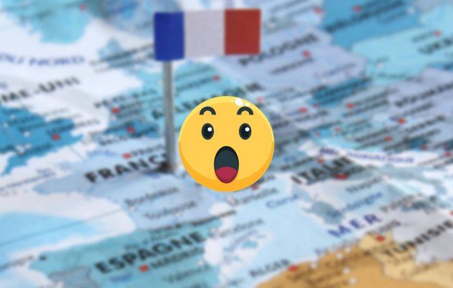 Faits amusants France
