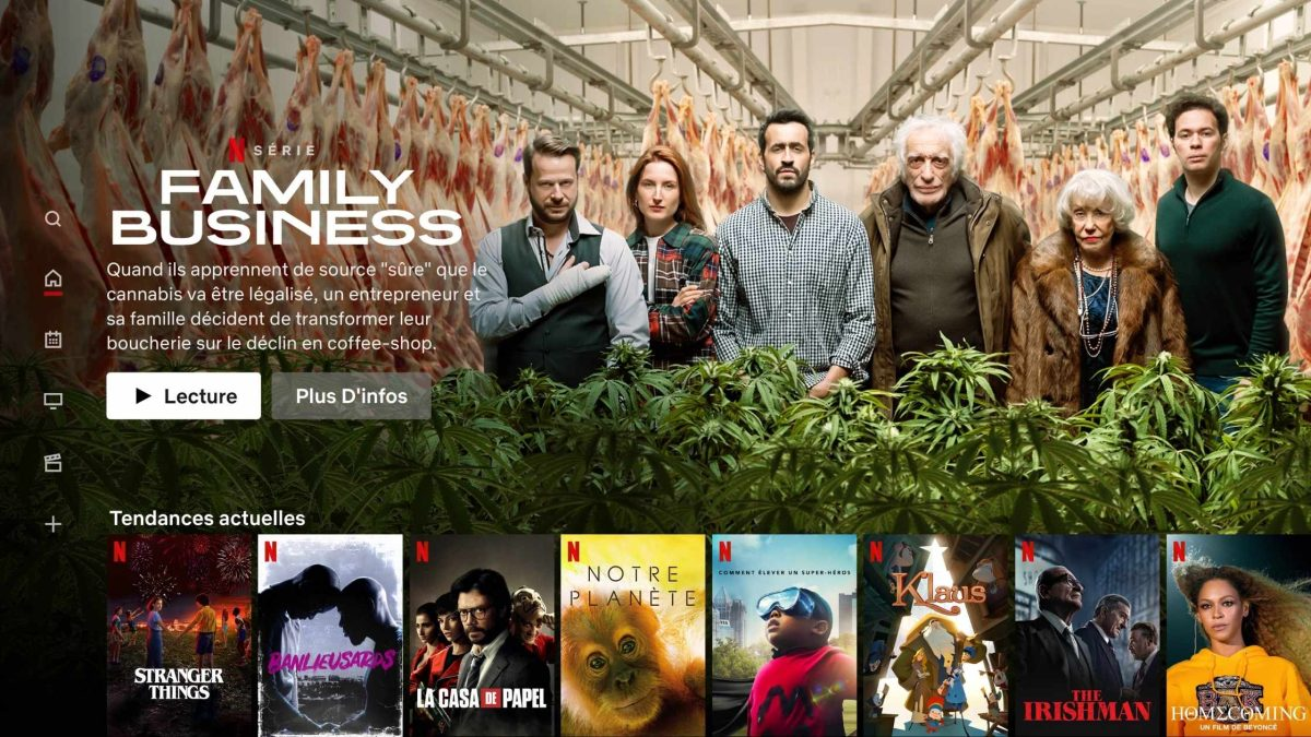French series on Netflix