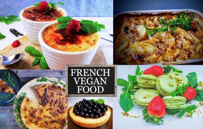 Cuisine française végétalienne