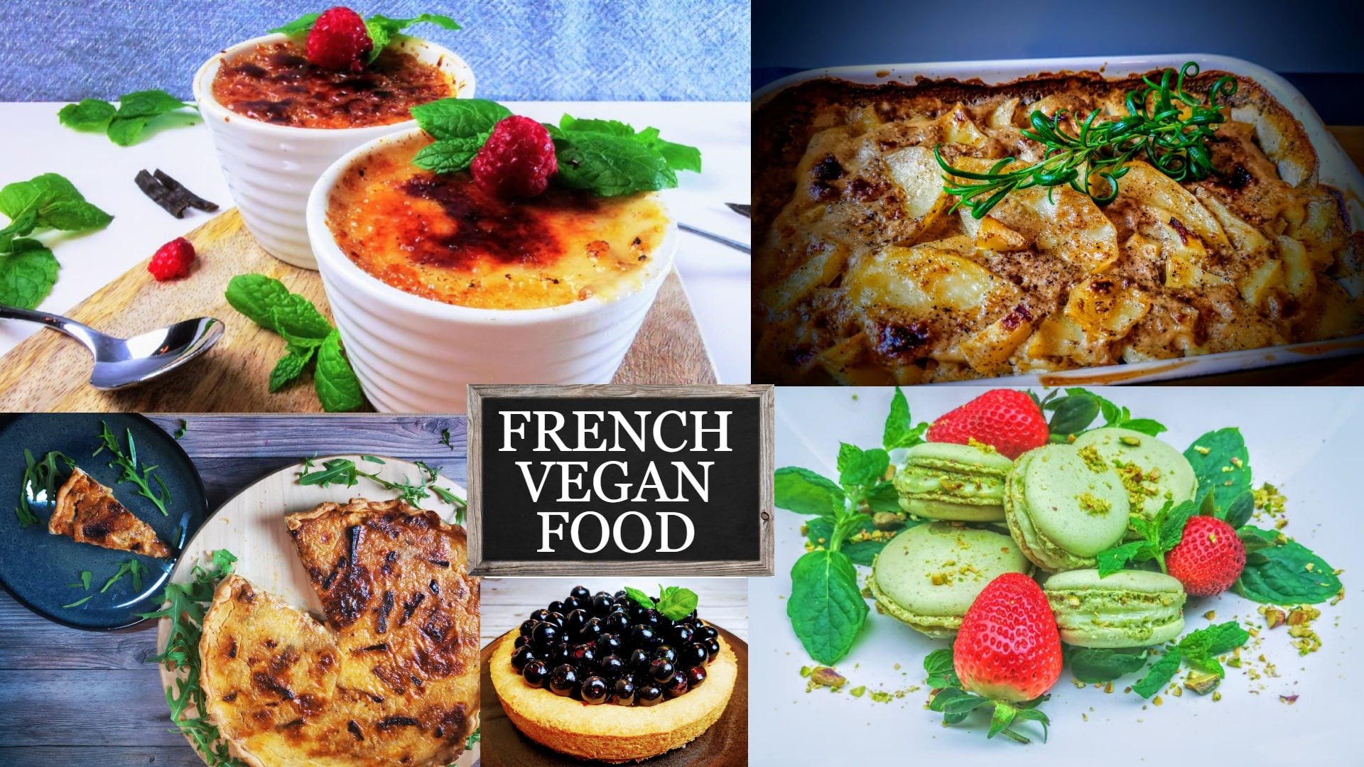 Tips to Create French Cuisine Vegetarian Dishes