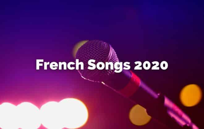 French songs 2020