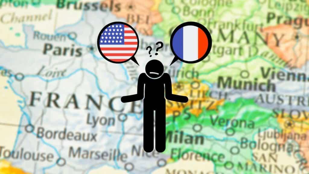 Questions les plus googlées par les Américains sur la France