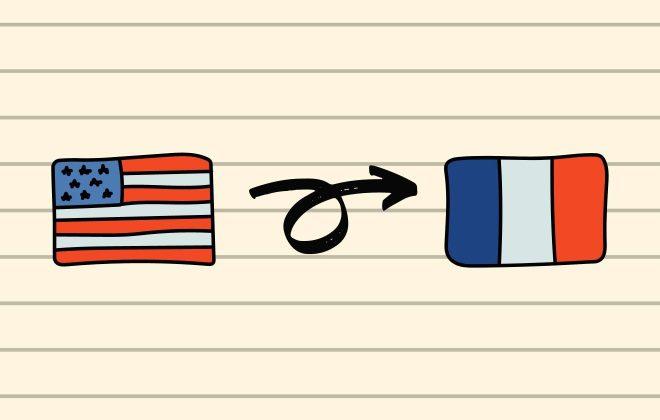 faux amis français anglais