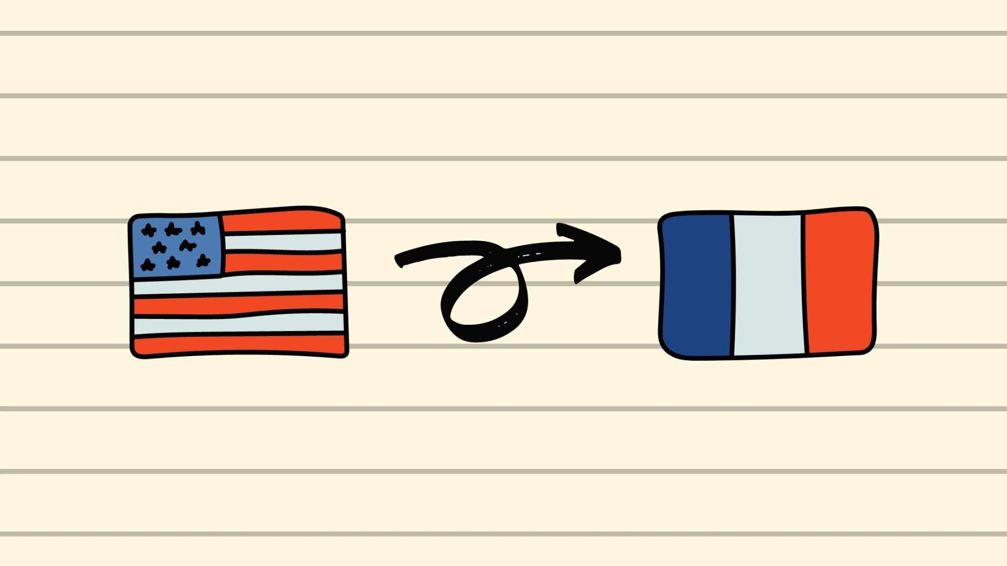 words in french that are the same in english